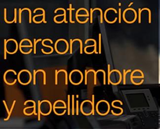 Atención personal