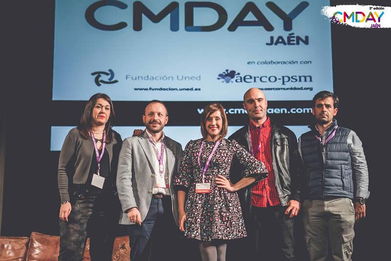 Equipo del CMDAY Jaén 2017