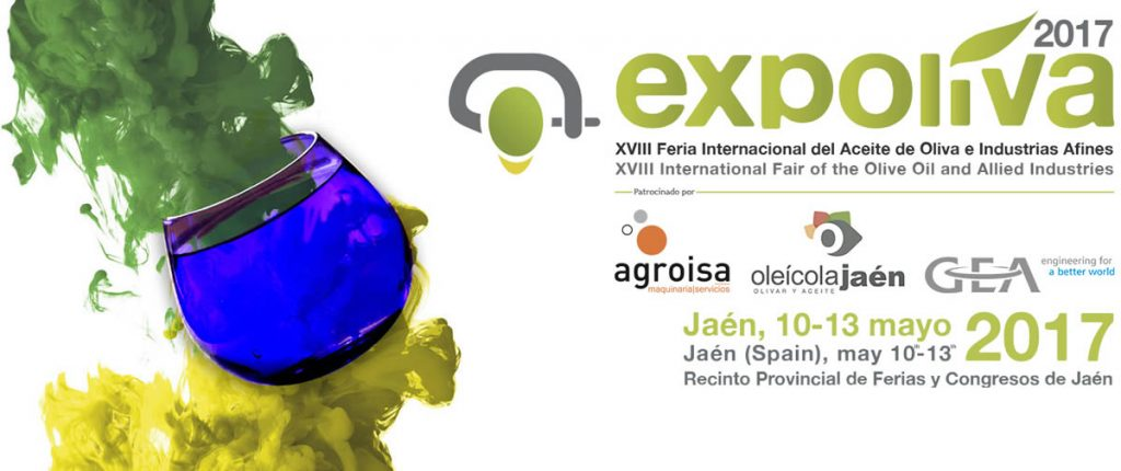 Expoliva 2017: XVIII Feria Internacional del Aceite de Oliva e Industrial Afines