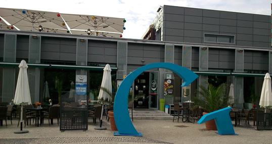 Google Summer Trends. Cafe del Rio, Madrid