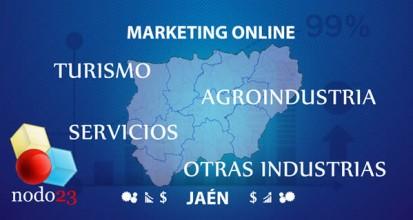 Marketing online Jaen