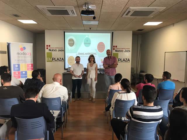 Taller: Email Marketing en Jaén